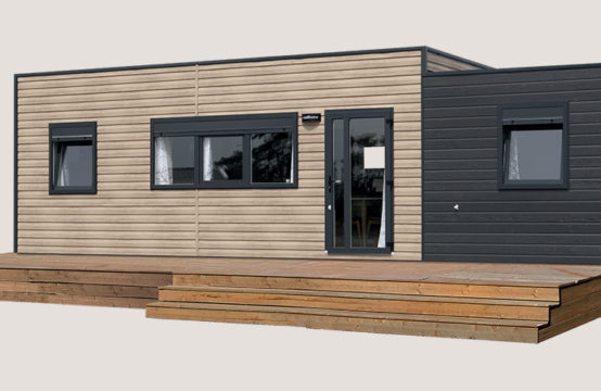 Photo mobil-home