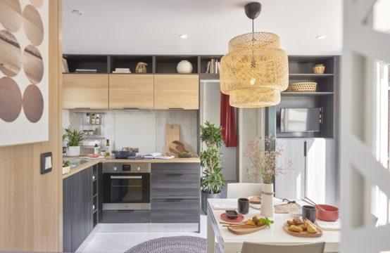 VENDU ! DESTOCKAGE – Mobil-home résidentiel Neuf 2 chambres dans un camping 5 étoiles